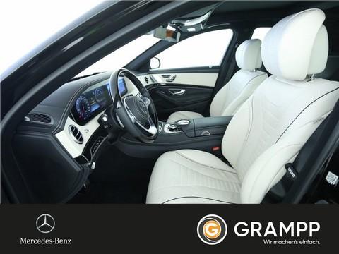 Mercedes-Benz S 350 d AMG Chauffeur Massage