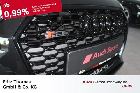 Audi RS3 2.5 TFSI quattro Sportback 280km h
