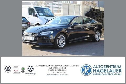 Audi A5 Sportback 40TFSI basis