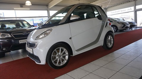 smart ForTwo coupe AUTOMATIK