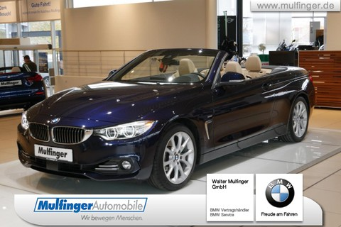 BMW 425 d Cabrio Luxury HiFi DrivAss