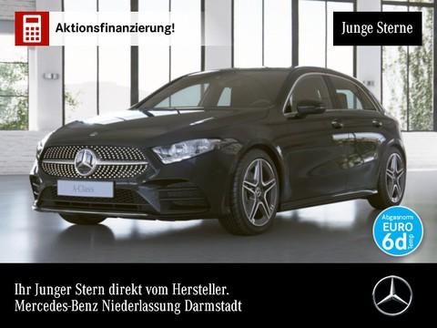 Mercedes-Benz A 200 AMG Premium Spurhalt