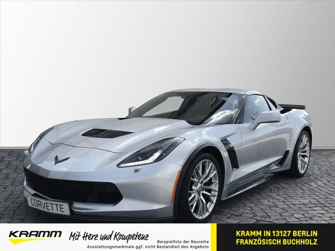 Corvette Z06 6.2 Stingray Coupe 3LZ V8