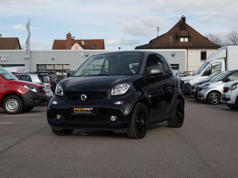 smart ForTwo electric drive Sportpaket