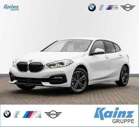 BMW 118 d Sport Line Fernlichtassistent HiFi