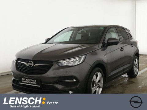Opel Grandland X 1.2 Edition T AT8 Grip u Go