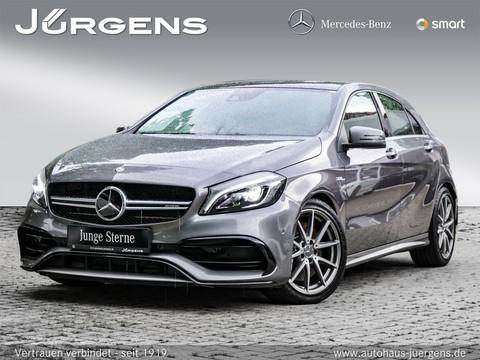 Mercedes A 45 AMG Exklusiv Spur HK