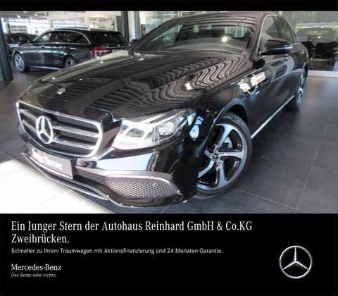 Mercedes-Benz E 200 7.5 Avantgarde Sportstyle EQ BoniBisk