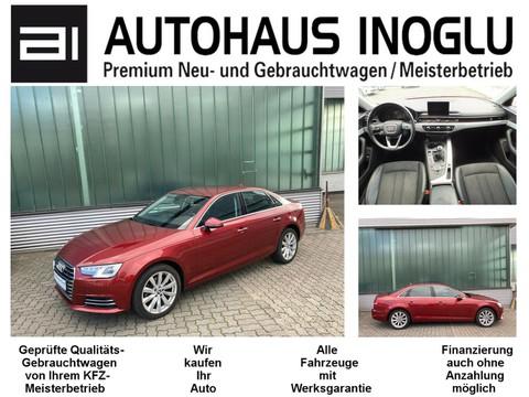 Audi A4 2.0 TDI Alu18