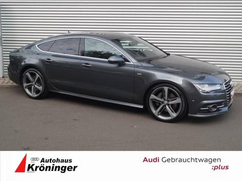 Audi A7 3.0 TDI quattro Sportback S line