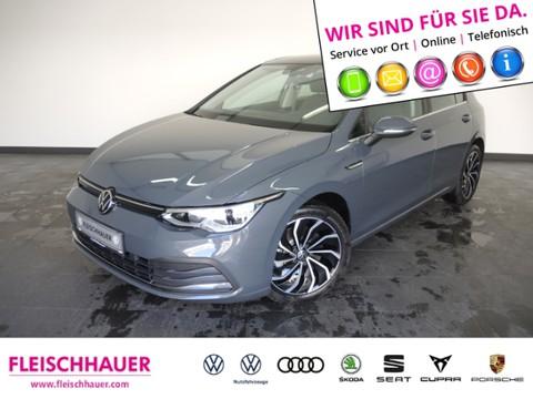 Volkswagen Golf 1.5 TSI VIII Style IQ Light UPE40 225