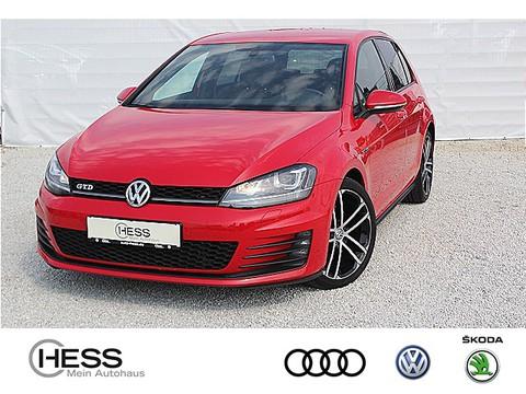 Volkswagen Golf 2.0 TDI VII GTD Sport und