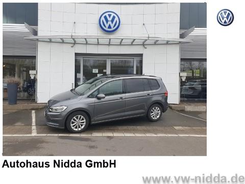 Volkswagen Touran Comfortline Automatik