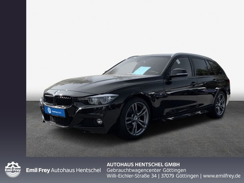 BMW 320 i Edition M Sport Shadow