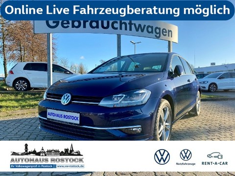 Volkswagen Golf 1.5 TSI VII Highline