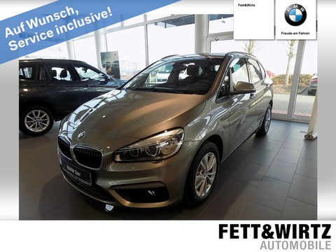 BMW 218 Active Tourer Advantage 16