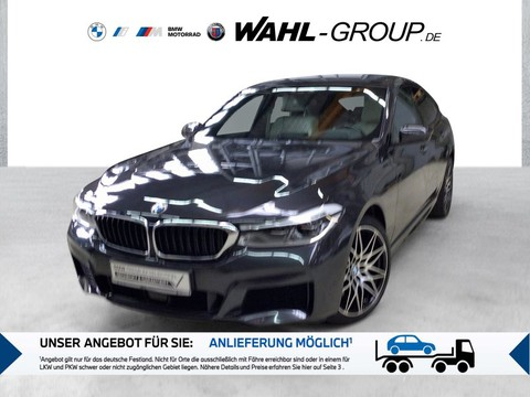 BMW 640 i xDrive Gran Turismo M Sportpaket