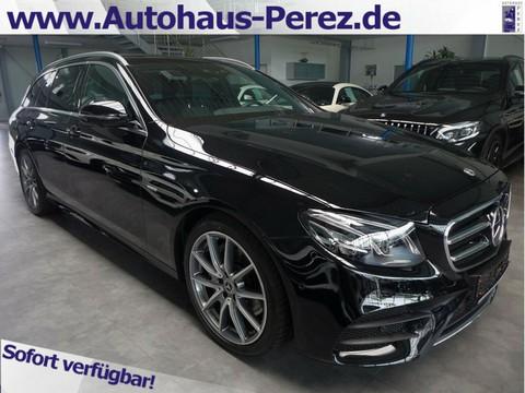 Mercedes-Benz E 300 d T AMG -°-BURMESTER