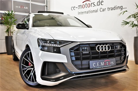 Audi Q8 3.0 55TFSI quat S-LINE Allradlenkung 22