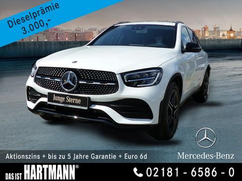 Mercedes-Benz GLC 200 AMG MBUX NIGHT-P SPUR-P