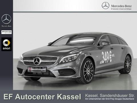 Mercedes CLS 250 d SB Final Edition Leasing 349 -- mtl