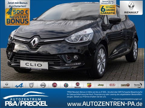 Renault Clio COLLECTION TCe 90 Deluxe-Paket