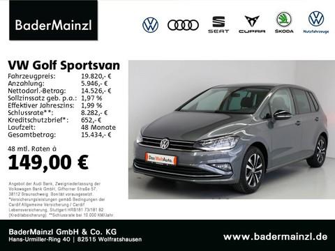 Volkswagen Golf Sportsvan 1.0 TSI Golf VII Sportsvan IQ DRIVE SiHei