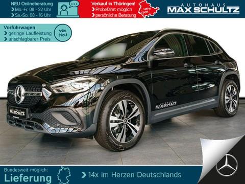 Mercedes-Benz GLA 200 d Progressive MBUX elektr Heckkl