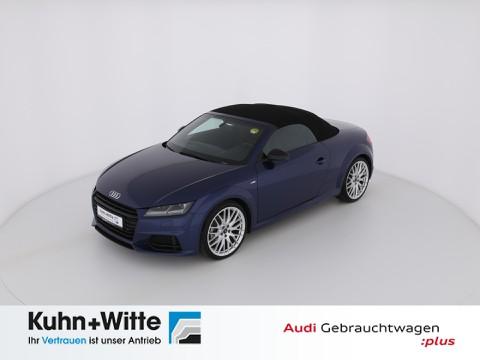 Audi TT 1.8 TFSI Roadster S-line