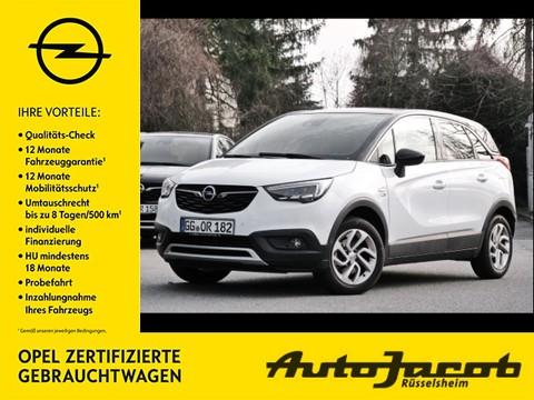Opel Crossland X 1.2 T 2020