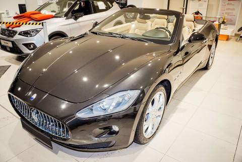 Maserati GranCabrio 4.7 V8 Komf Sitze