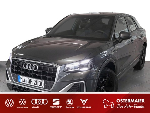 Audi Q2 S-LINE 35 TFSI 150PS 19