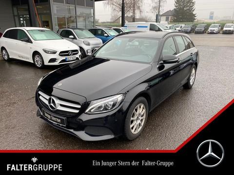 Mercedes-Benz C 200 d T Busines Lordose Audio20