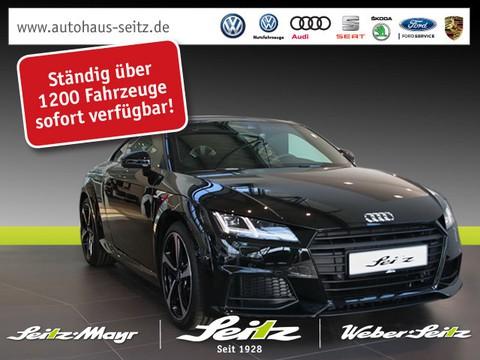 Audi TT 2.0 TDI Coupé ultra S line pl