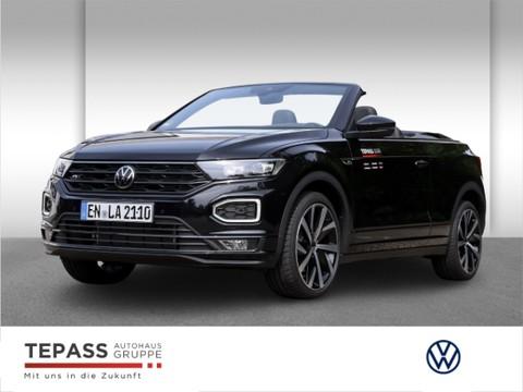 Volkswagen T-Roc Cabriolet 1.5 TSI R-Line BLACK STYLE BEATS