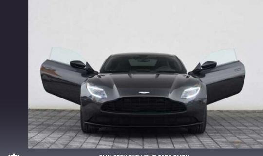 Alle Gebrauchten Aston Martin Db11 Auf Einen Blick 12gebrauchtwage